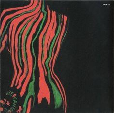 A Tribe Called Quest - Low End Theory - a favorite album (content more than cover style).