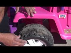 ▶ power wheels modiffications - YouTube- this is pretty damn awesome.