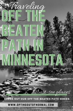 Looking for your perfect USA bucket list ideas that are more off the beaten path and unique? We put together a list of fun things to do in Minnesota that will get you on the road less traveled. Adventure travel at its best. Great for Summer or Winter destinations. Amazing photography, and waterfalls. #bucketlist #minnesota #rvlife #travel #waterfalls #traveltips