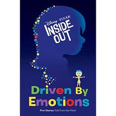 Each of Riley's emotions retells the story behind the Disney-Pixar film.  http://www.mastermindtoys.com/Disneys-Inside-Out-Driven-By-Emotions-Story-Collection.aspx