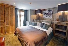 Maison de Famille Les 5 Frères à Val d'Isère - Votre hôtel*** à Val d'Isère | Les chambres