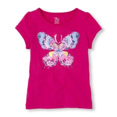 Butterfly outfit top