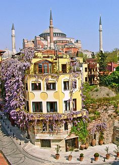 A Travel Guide to Istanbul's Galleries, Shops, Meals and Sights - Condé Nast Traveler