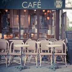 cafe in paris | by {cindy}