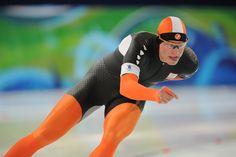 Sven Kramer (Netherlands) - Speed Skating - 2010 Vancouver Olympic Winter Games