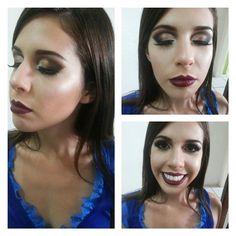 Make forte para fotos Miss Paulista 2016