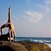Resultado de imagem para pilates at beach