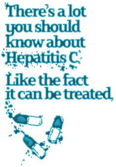 Hepatitis C poster; Pinned by the You Are Linked to Resources for Families of People Seeking Recovery from Substance Abuse cell phone / tablet app, https://play.google.com/store/apps/details?id=com.thousandcodes.urlinkedlite