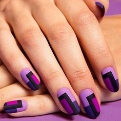 These nails would go perfectly with Manifesto by Yves Saint Laurent! Try it for free with www.scentbird.com