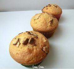 muffin cioccolato kinder 2