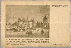 Barbakan - Kraków (Poland)