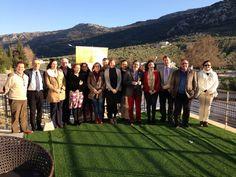 Jaén y Córdoba unen esfuerzos para la gestión y promoción dela Vía Verdedel Aceite