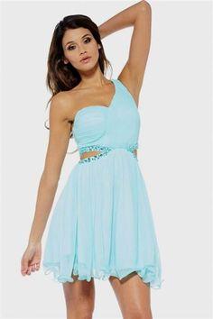 Nice aqua dress 2018/2019 Check more at http://myclothestrend.com/dresses-review/aqua-dress-20182019/