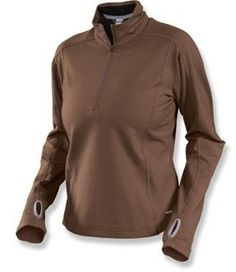Moving Comfort No Chill Half-Zip Top - Women's Extended Sizes Moving Comfort. $69.95