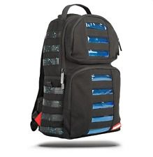 Back To The Future Backpack McFLy Bag LED Trooper