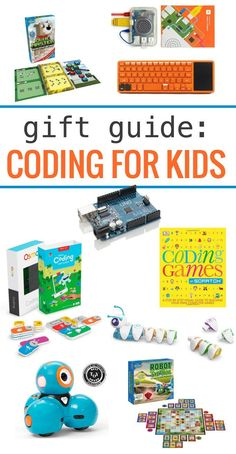 Best coding gifts for kids. Learning coding skills through play is the best way.