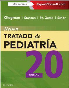 Nelson Tratado de pediatría / [ed.] Robert M. Kliegman ... [et al.]. Elsevier, cop. 2016.---------- Bibliografía recomendada: CLÍNICA PEDIÁTRICA, Grao de Medicina (6º); PATOLOXÍA XERAL E MÉDICA,Grao de Odontoloxía (2º)