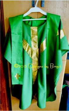 Foster Vocations - Chasuble For Your Little Priest...complete materials list and instructions
