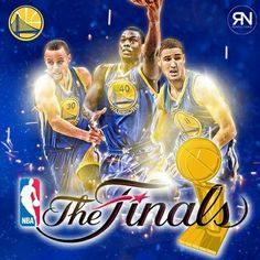 Western Conference Champions. Warriors to the finals