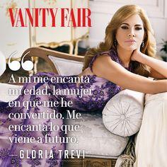 Gloria Trevi es la protagonista de nuestra portada de julio, con una emotiva entrevista realizada por Paola Rojas #VanityFairMx