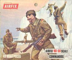 airfix_commandos