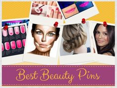 The Best Beauty Pins on Pinterest. See them all and pin your favorites! #bbloggers