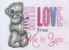 Tatty teddy with love