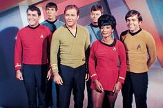 How Many 'Star Trek' Officers Can You Name? - You gotta know this stuff if you're ever going to make it in the Federation! - Quiz