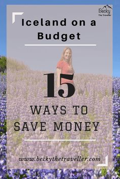 Travelling to Iceland on a budget? Here are 15 great ways to save money on your trip and see this beautiful country without breaking the bank! Iceland camping tips Iceland Budget, Iceland Travel Tips, Iceland Road Trip, Europe Travel Tips, Budget Travel, Travel Guides, Travelling Europe, Travel Money, Traveling Tips