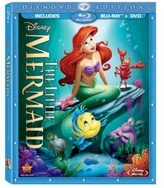 Save $7.00/1 Little Mermaid Blu-ray Combo Pack Coupon!