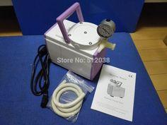 272.00$  Watch here - http://aliu2m.worldwells.pw/go.php?t=32251124938 - New XM-0.33B Oil Free Diaphragm Lab Vacuum Pump 20L/m Pressure Adjustable For Chroma  110V / 220V 272.00$