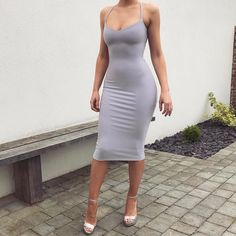 "2,694 Likes, 6 Comments - Boom Boom The Label (@boomboomthelabel) on Instagram: ""Our 'Willow' dress in lilac grey // www.boomboomthelabel.com"""