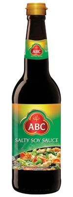 (Indonesia; Commercial): ABC Salty Soy Sauce