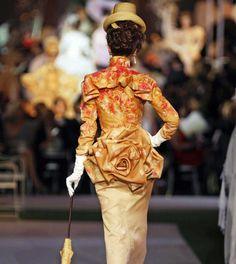 'period' haute couture?
