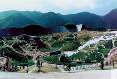 The Site of Reversible Destiny Yoro Park