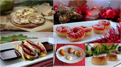 Menú Navideño Especial Amantes del Picoteo. Cocinando con Las Chachas Blog.
