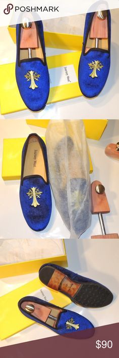 NWT Journey West Loafers Brand new in box, runs true to size.  It's a size EU46 = US 12 Journey West Shoes Loafers & Slip-Ons