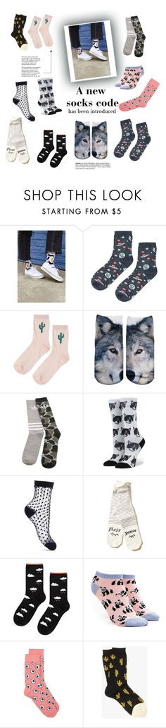 """""""It socks"""" by wtfgigiz on Polyvore featuring moda, Topshop, adidas Originals, Stance, Tiffany & Co., Miss Selfridge, Hollister Co., Hansel from Basel e Forever 21"""