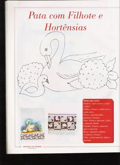 Pintura em Tecido - Edição 14 - Alice Pinto - Álbuns da web do Picasa
