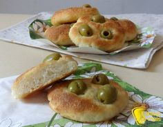 Focaccine senza glutine alle olive ricetta semplice il chicco di mais