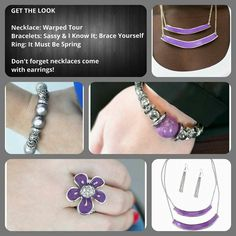 Layering different bracelets brings a whole new look to individual items. Pair items for a dramatic effect.   Order now at paparazziaccessories.com/42635. Login or create a customer account and join the Mystery Hostess Party. Remember you get 1 entry to win all the hostess rewards for every piece you purchase.