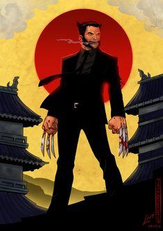 Wolverine by Mista-M