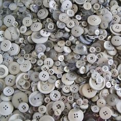 Check out our button selection for the very best in unique or custom, handmade pieces from our craft supplies & tools shops. Craft Projects, Sewing Projects, Button Bouquet, Mixed Media Artwork, How To Make Buttons, Etsy Shipping, Grab Bags, Simply Beautiful, Jewelry Crafts