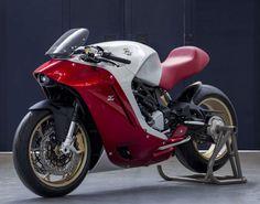 ★MVアグスタ Zagatoコラボレーションモデル「F4Z」の写真を公開 - 気になるバイクニュース。