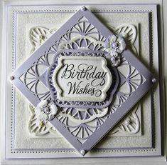PartiCraft (Participate In Craft): Birthday Wishes
