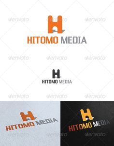 Hitomo Media Logo Template  #GraphicRiver         Re sizable   Vector EPS and Ai    Color customizable    Fully editable    Free font used:  .dafont /enigmatic.font      Created: 7June12 GraphicsFilesIncluded: PhotoshopPSD #VectorEPS #AIIllustrator Layered: Yes MinimumAdobeCSVersion: CS Resolution: Resizable Tags: Hlogo #PSDlogo #architecture #brand #building #bussiness #company #construction #consultant #corporate #creative #firm #h #hletter #home #house #housing #industrial #letter…