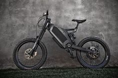 What It's Like to Ride This Incredible E-Bike at 40 Miles Per Hour