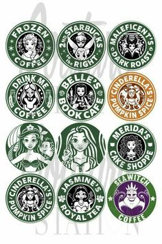 My fav would be Maleficent's dark roast