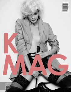 K MAG Redesign on Behance