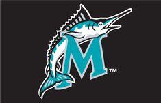 Florida Marlins cap logo 1999-2002